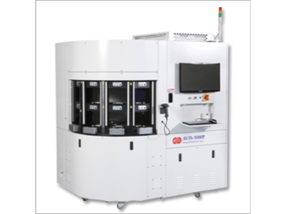 LED Sapphire Wafer Inspection System