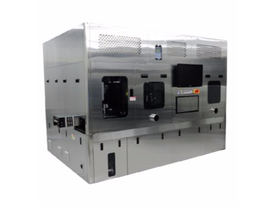 CIS & GLASS Wafer Inspection System