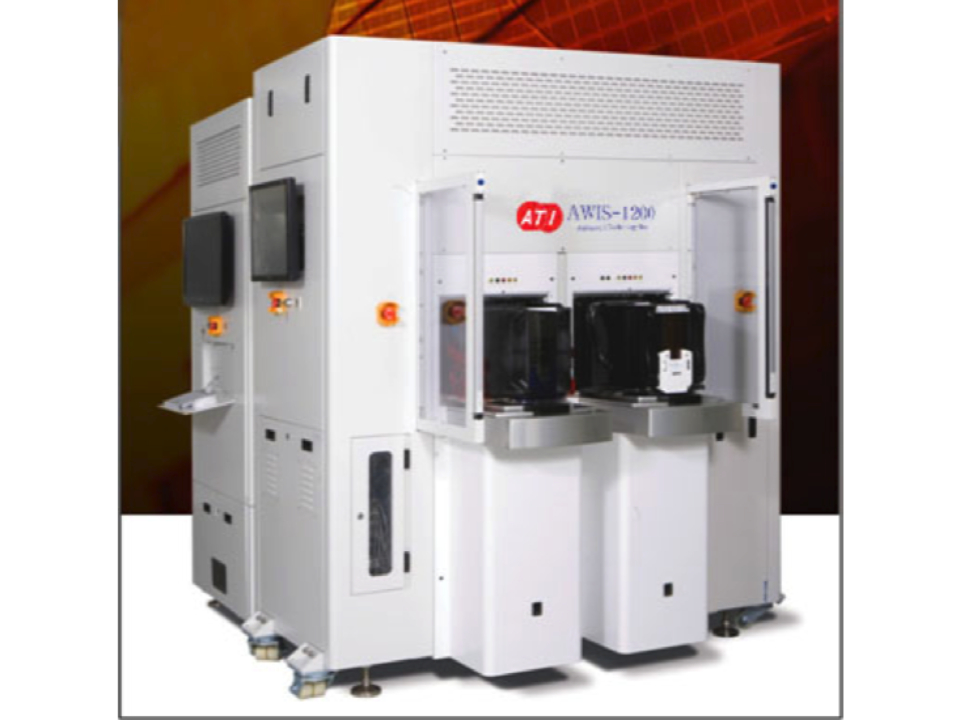 ATI WIND - Wafer Macro Inspection System