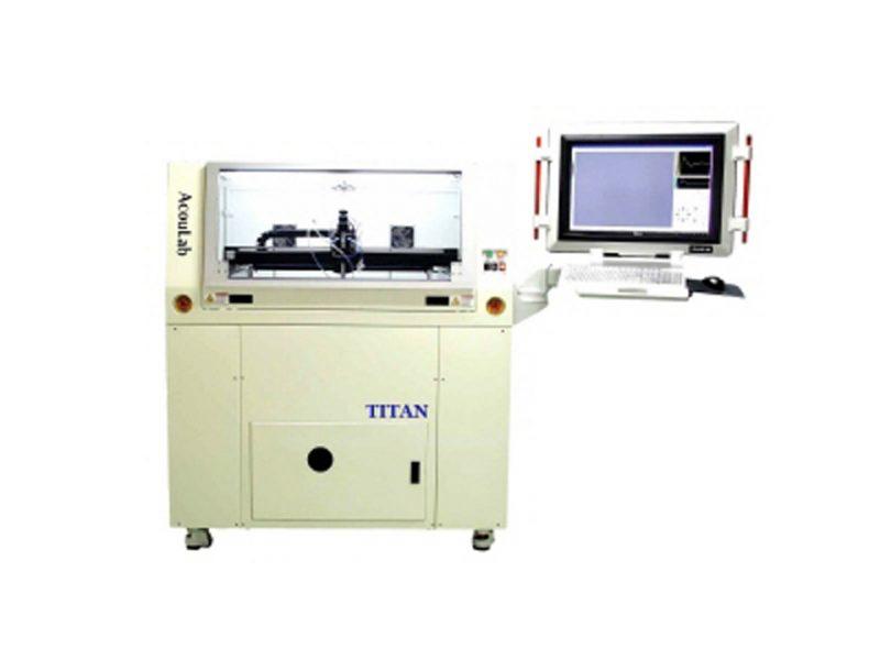 SAM- TITAN Surface Acoustic Microscope
