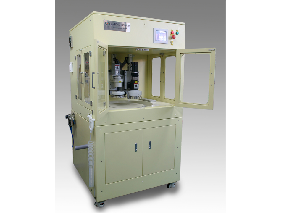 GnP Poli 400 CMP machine