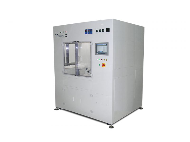 YM-S1-M Wafer Spin Cleaning Machine