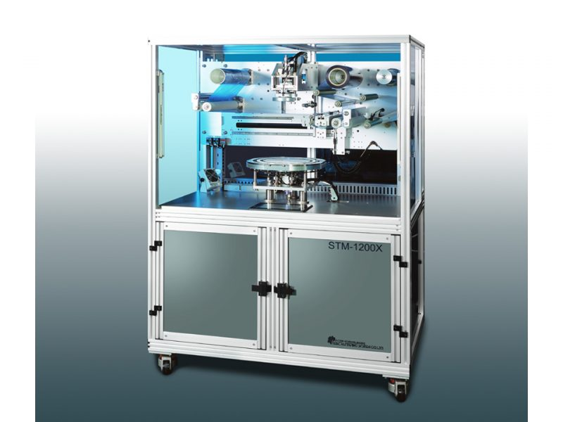 STM1200X Semi Auto Wafer Mounter