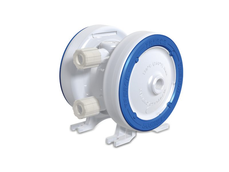 Trebor PurusCP High Purity Chemical Pump