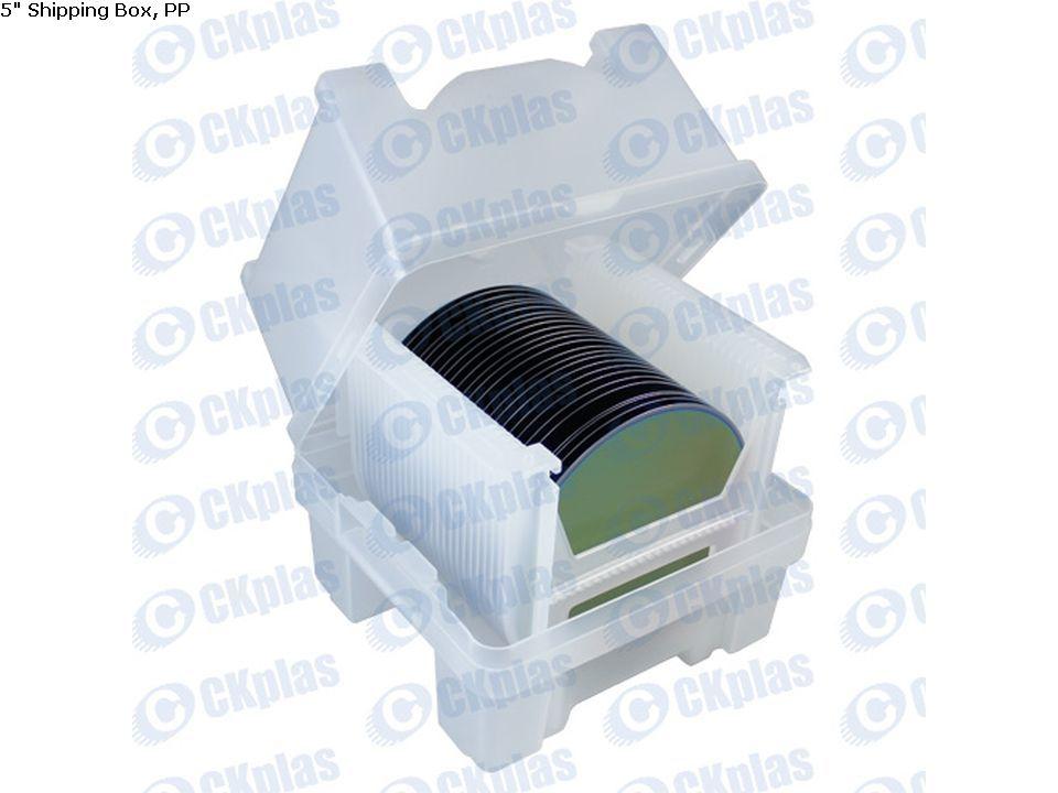 Wafer Shipping Box