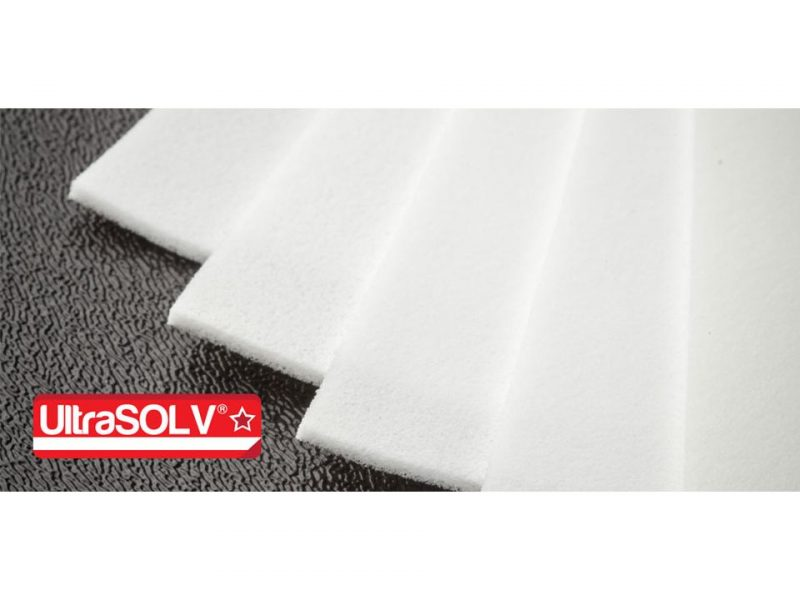 UltraSOLV Foam Wiper