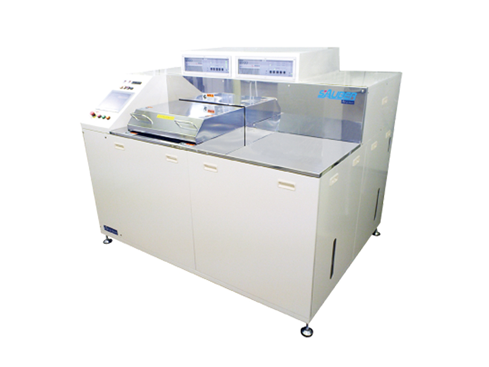 UltraSonic Cleaning System Sauber