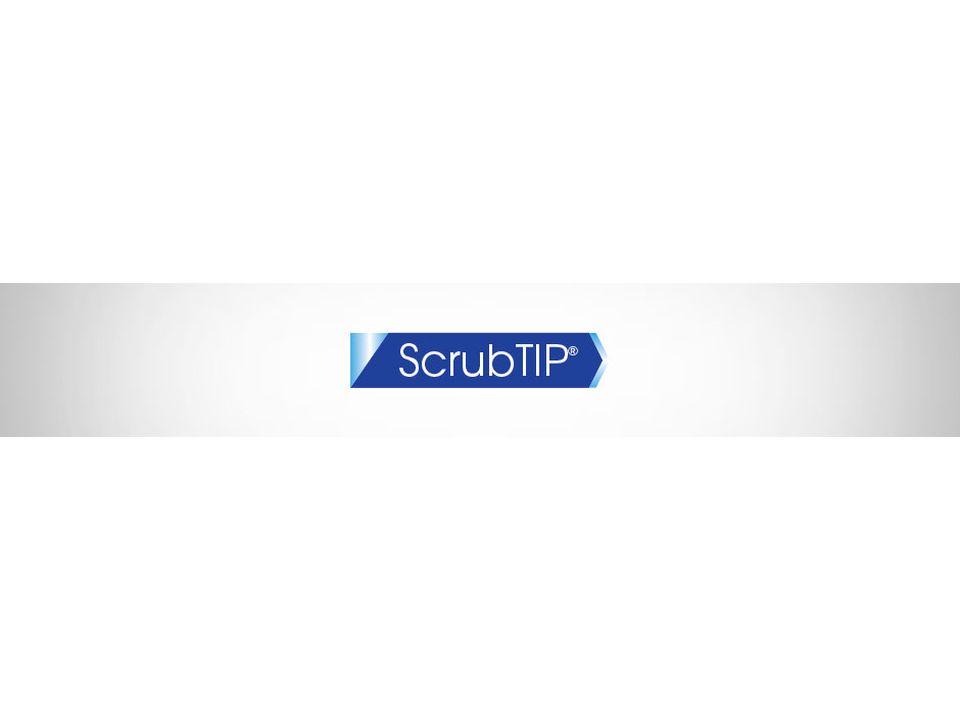 ScrubTIPS Scrub Swabs