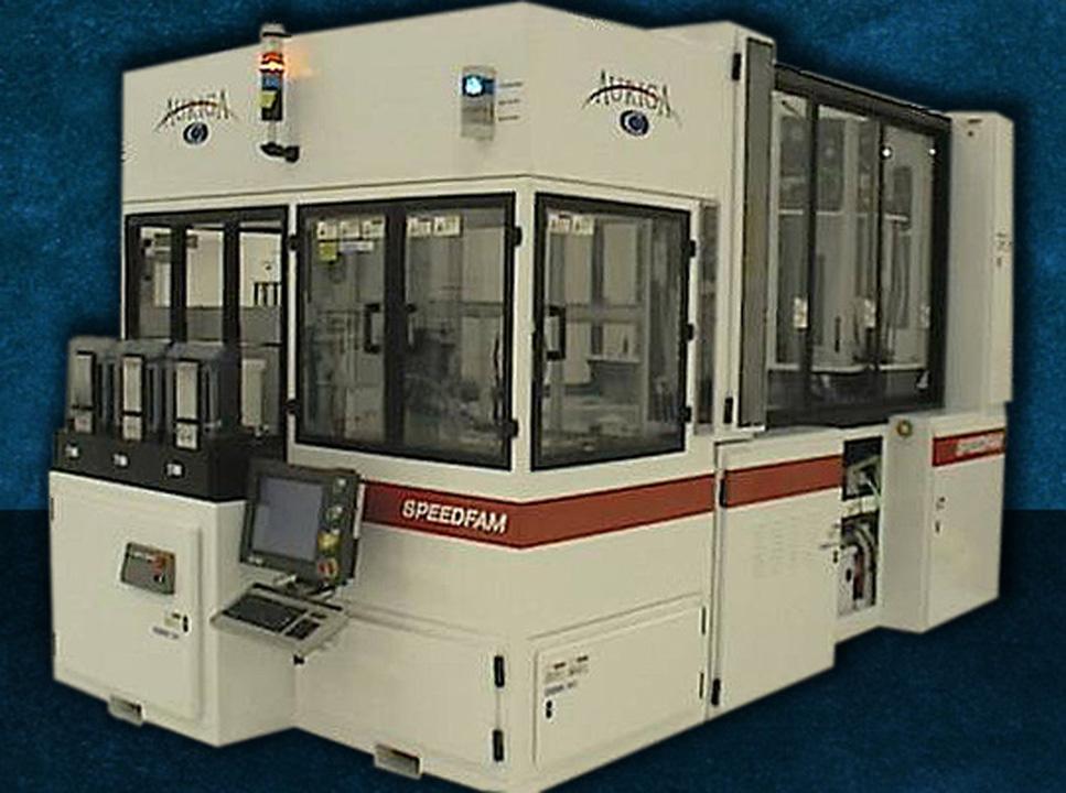 SpeedFam / IPEC Auriga CMP System