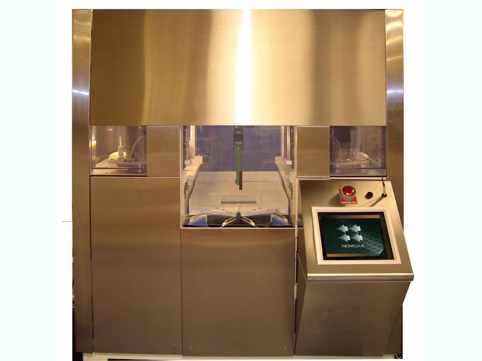 Axus-IPEC 676 Chemical Mechanical Polishing