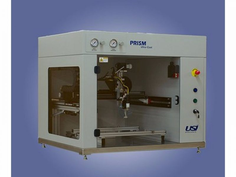 PRISM Benchtop Ultrasonic Spray Coating System