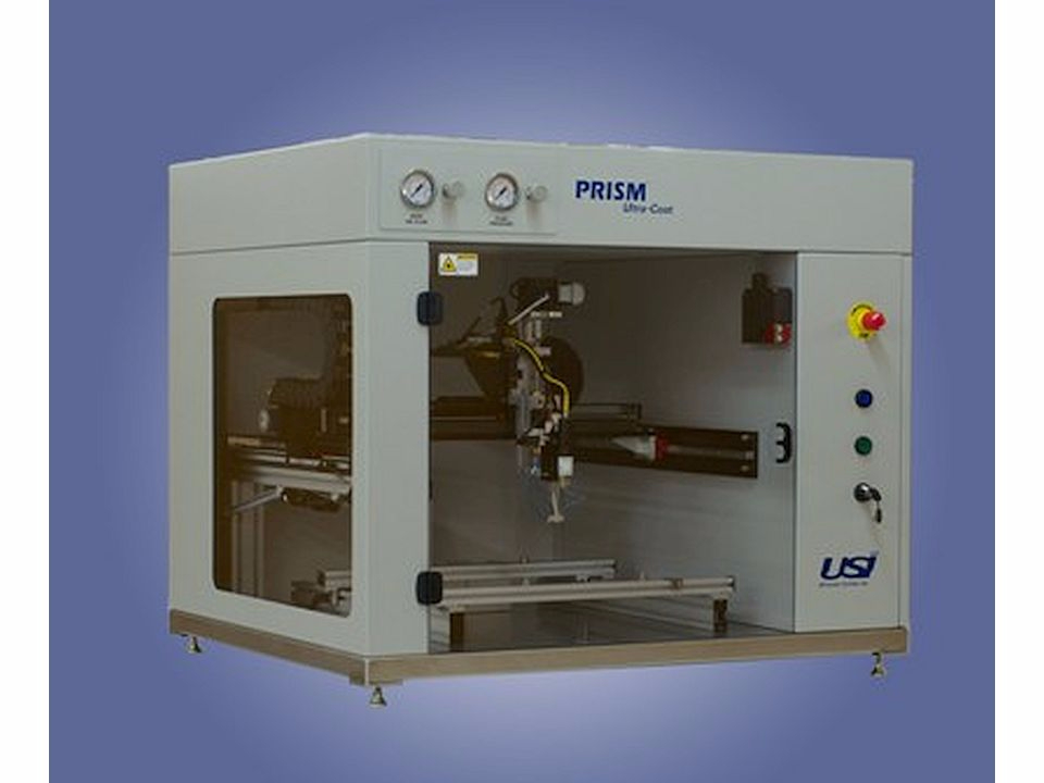 PRISM Benchtop Ultrasonic Spray Coating System