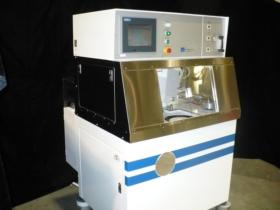 axus-Strasbaugh 6EC Chemical Mechanical Planarization