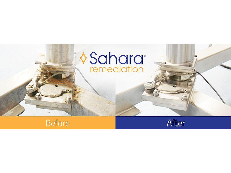 Sahara Corrosion Remediation