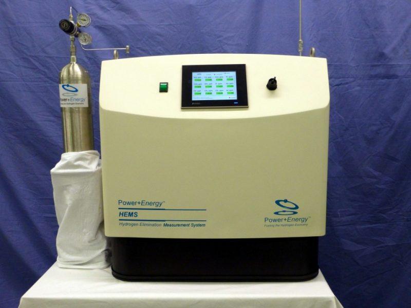 HEMS Hydrogen Purity Analyzer