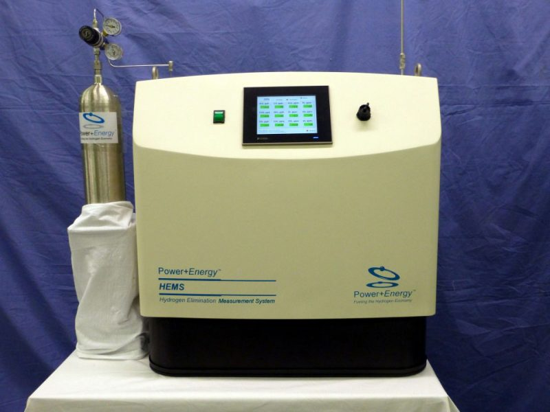 HEMS Hydrogen Purity Analyzer